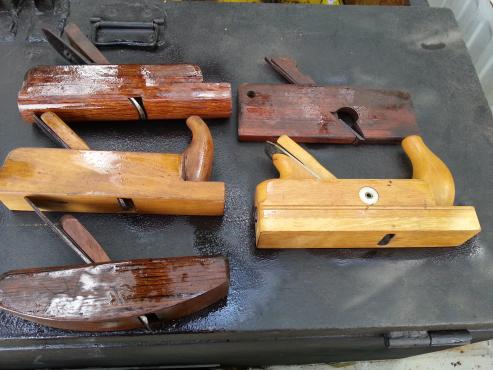 wood planers