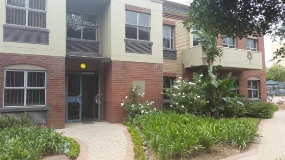 Upmarket Pretoria East Offices various sizes