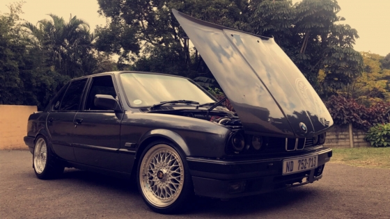 E30 Bmw 325i 1j Turbo