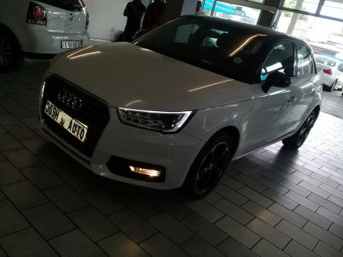 Used 2015 Audi A1 Sportback 14 Tfsi Se Auto Great Buy Finance