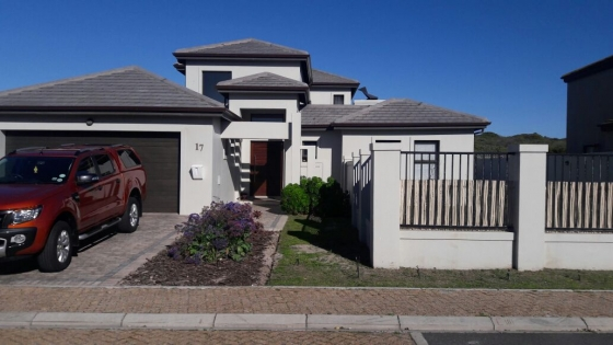 4 Bedroom House in Blouberg hills Security estate