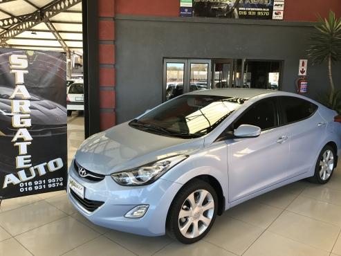 2013 Hyundai Elantra 1.8 GSL Executive