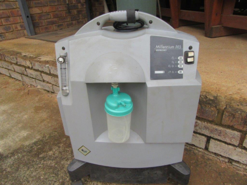 Respironics Millennium M5 Oxygen Concentrator for sale.