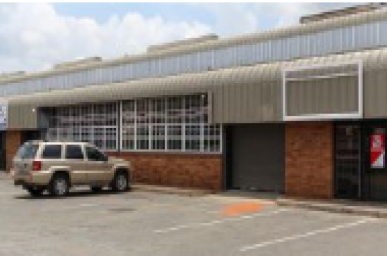 Various size warehouses in Pretoria West