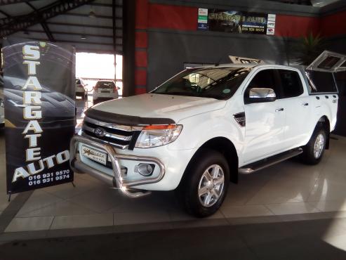 Ford Ranger 3.2 TDCI XLT 4X4 A/T D/C for Sale *****R10 000 CASH BACK*******
