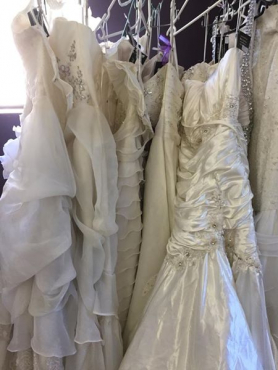 12 wedding dresses for sale