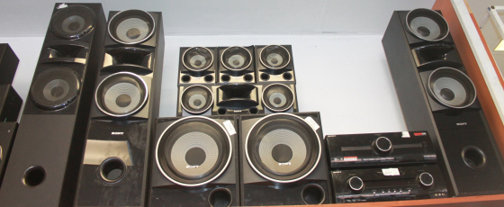Sony home theatre sy