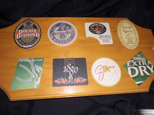 Bar Plaques for sale