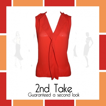 Top quality second-hand River Island tops at best prices - only at 2nd Take!