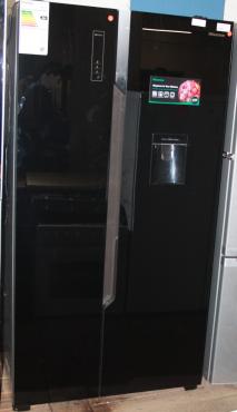 Hisense double door