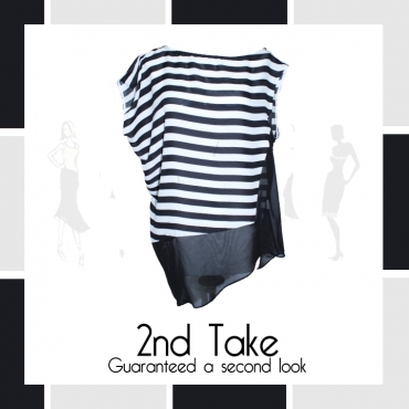 Zara tops at bargain prices from 2nd Take!