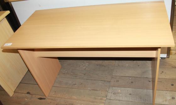 Oak study desk S026327k