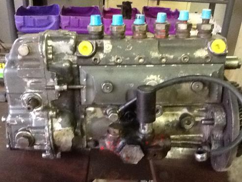 diesel pump ADE 352/366 engine