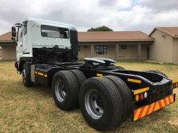 2013 FUSO FV26-420 TRUCK TRACTOR