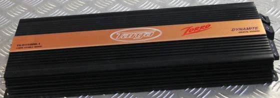 Targa car amplifier