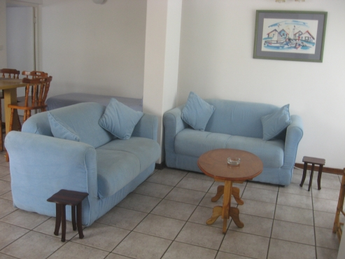 Ground floor 1 Bedroom Furnished Flat R4200 pm Shelly Beach available from January 2018