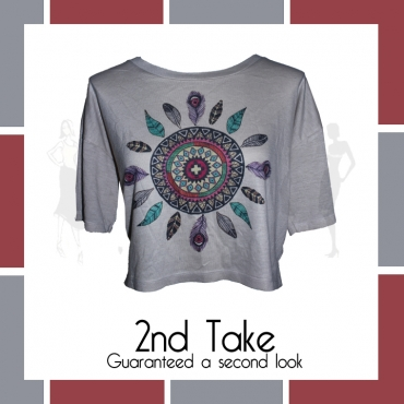 Fun summer tops that you can afford from 2nd Take!