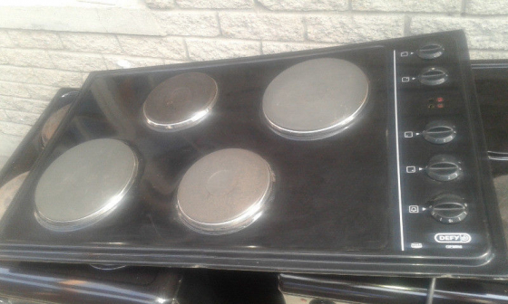 Defy 4-Plate Hob for sale