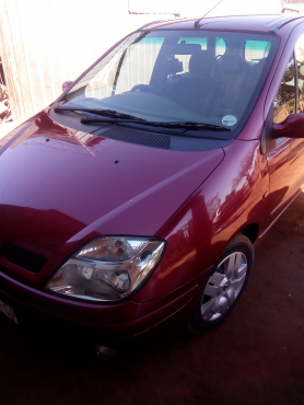 Renault scenic 2 in excellent condition