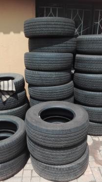 255/70/16 Continental Bakkie Tyres