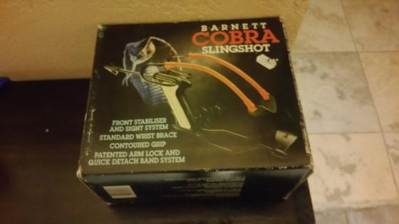 Cobra Slingshot