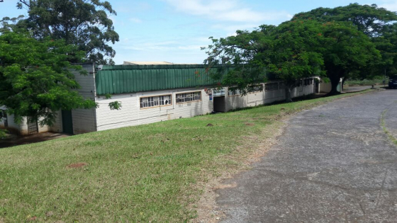 Commercial Shop and Vacant land in Richards bay
