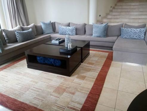U-Shape couches
