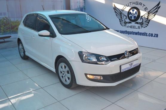 2013 Volkswagen polo 1.2 TDI Bluemotion