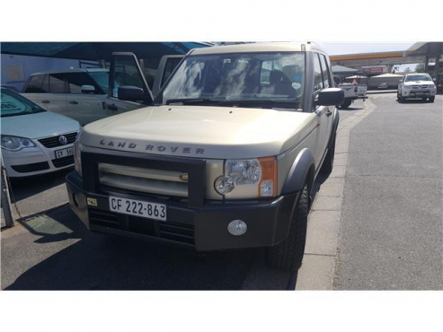 2007 Land Rover Discovery 3 2.7 TDV6 S CommandShift