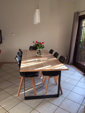 October Special 2m dining room table
