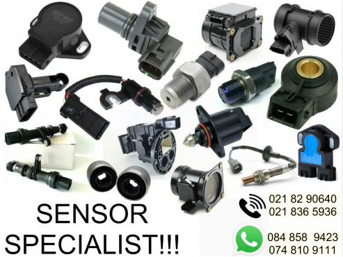Specialists in Sensors, fuel pumps, idle control valves etc