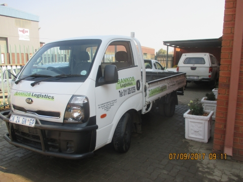 truck and van hire