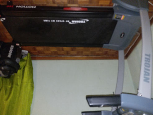 Trojan 360 Treadmill Like New