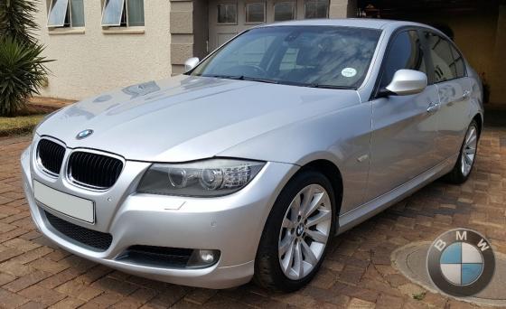 BMW 320i Auto Exclusive