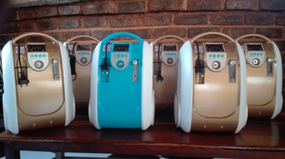 Oxygen concentrator portable 5Litre