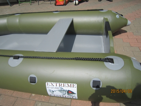 Inflatable rubber boat 3.2m .Brand new.Perfct for Bass and fly fishing