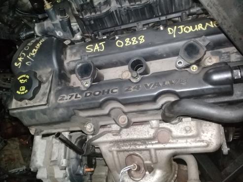 2.7 ENGINE DODGE JOU