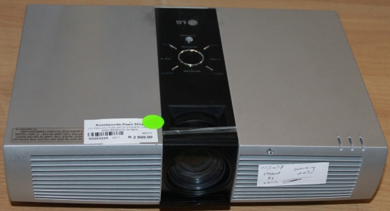 LG projector S026322a