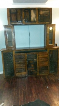 Sleeper tv unit, wall unit and many more