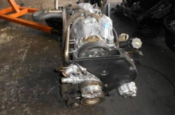 Nissan Interstar & Iveco recon engine