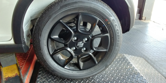 4 new alloy mags wheels 15 inch with new Bridgestone tyres for sale.175/65