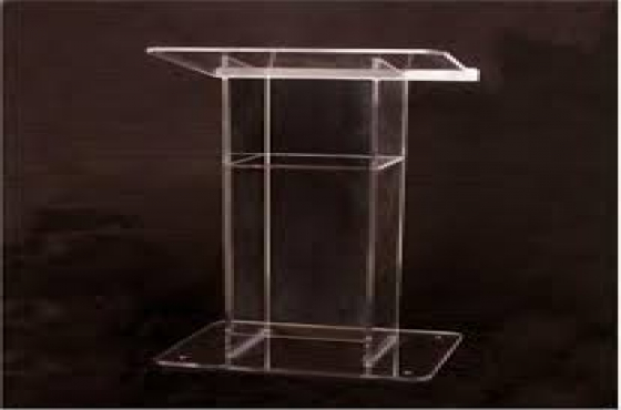 Simple Sturdy Pulpits