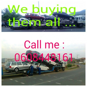 Deals done at your convenience. We are buying all kinds of vehicles in Gp.