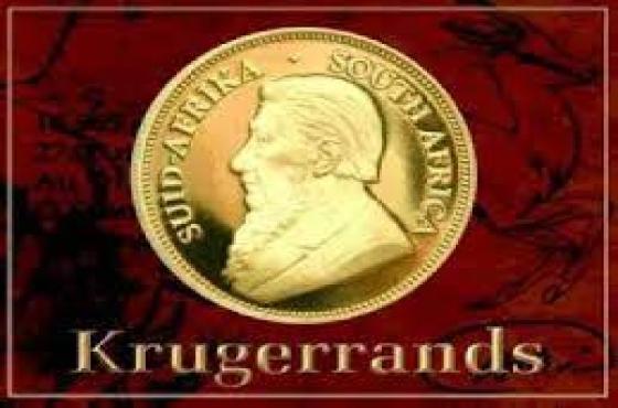 KRUGERRAND BUYERS