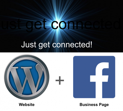 Website and Business Page Setup