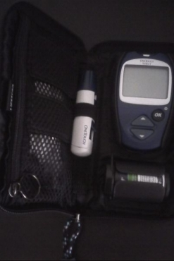 One Touch Select Blood Glucose Monitor