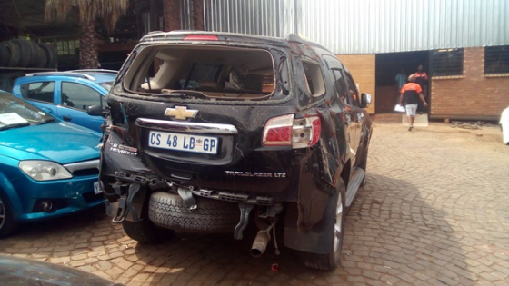 Chevrolet Trailblazer In Bike Spares And Parts In South