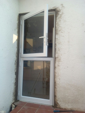 Aluminium White Palace Door And More Junk Mail