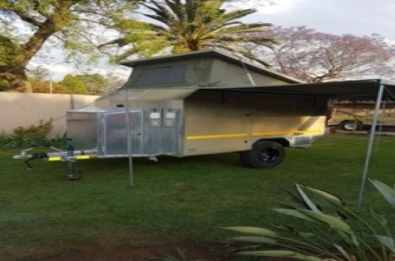 4 x 4 Caravan Hire