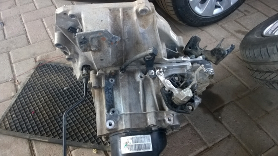 Nissan micra 1.2 gearbox